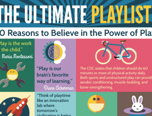 50 Reasons to Believe in the Power of Play