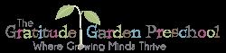 The Gratitude Garden Preschool Logo
